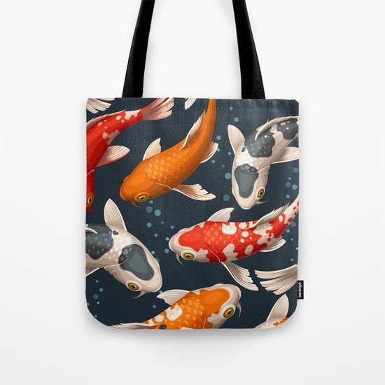 Fishes Tote Bag