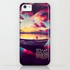 Explore More II - for iphone iPhone 5c Slim Case