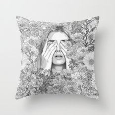 It's Alright Throw Pillow
