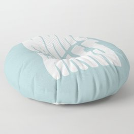 Make Waves Floor Pillow