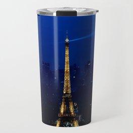 Paris-Tour Eiffel Travel Mug