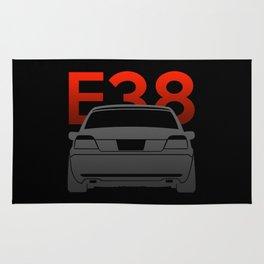 BMW E38 Rug