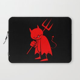 minima - sad devil Laptop Sleeve