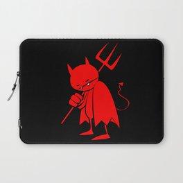 minima - sad devil Laptop Sleeve