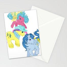 g1 my little pony Stationery Cards