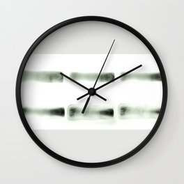 Emotional Body:  (Dis)Appearing Wall Clock