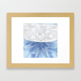 Air Pocket Framed Art Print