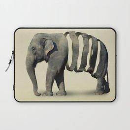 Ribbon Elephant Laptop Sleeve