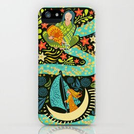 River of Stars iPhone Case