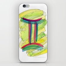 Gemini Flow iPhone & iPod Skin