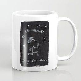 be a star catcher Coffee Mug