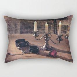 BDSM Rendezvous Rectangular Pillow