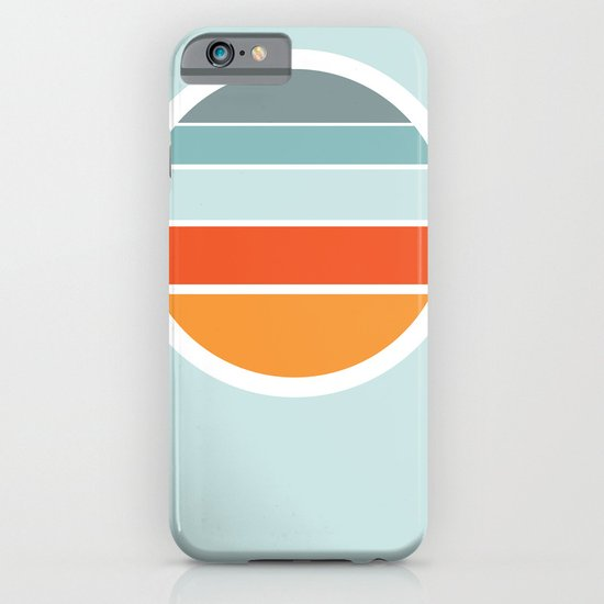 Sunrise Sunset iPhone & iPod Case