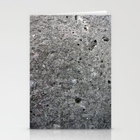 concrete Stationery Cards featuring concrete by Seed Margarita