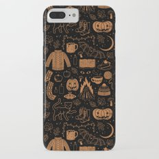 Autumn Nights: Halloween iPhone 7 Plus Slim Case