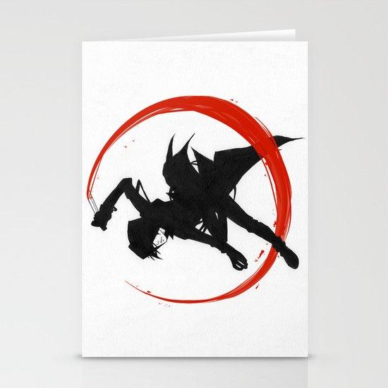 Assassin Stationery Cards