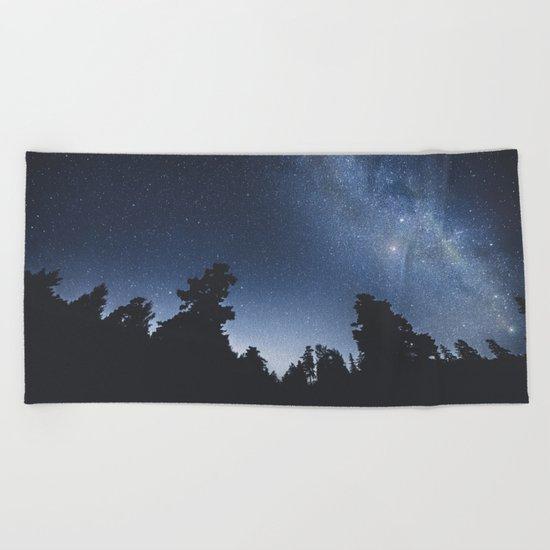 Starchild Beach Towel