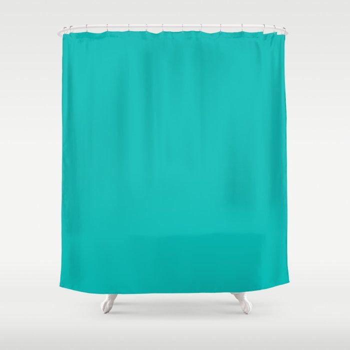 (Tiffany Blue) Shower Curtain