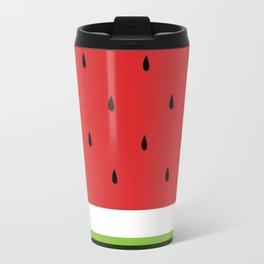 Fresh Water Melon Travel Mug