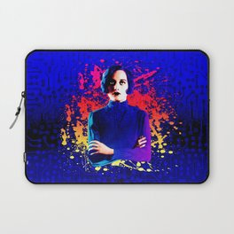 Joan Crawford, The digital Taxi Dancer Laptop Sleeve