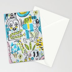 Shape Shifters Stationery Cards
