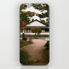 Show me the way home iPhone Skin