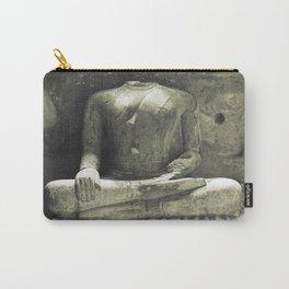 Headless Buddha Carry-All Pouch