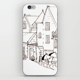French Countryside iPhone Skin