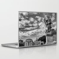 rome Laptop & iPad Skins featuring Rome by unaciertamirada