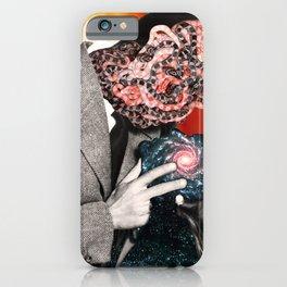 Burn, Baby, Burn iPhone Case