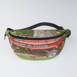 Red Wagon Fanny Pack