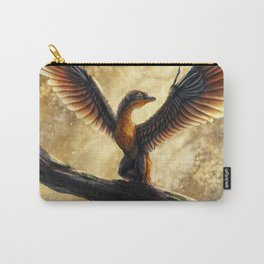 Archaeopteryx Lithographica Commission Carry-All Pouch