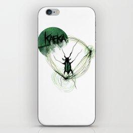 Kafka Hommage iPhone Skin