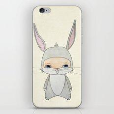 A Boy - Bugs Bunny iPhone & iPod Skin
