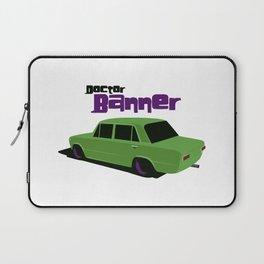 Doctor Banner Laptop Sleeve