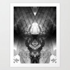 Eyedolatry Art Print