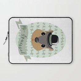 Mr. Squirrel Laptop Sleeve