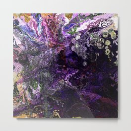 Decomposing Dreams Metal Print