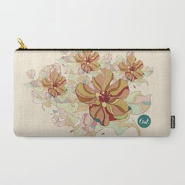 out flowers Carry-All Pouch