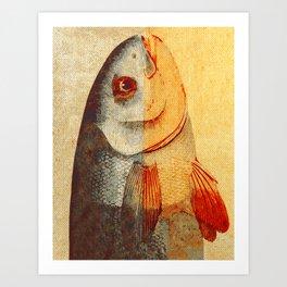 Piscibus 7 Art Print