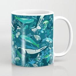 Whale song Coffee Mug