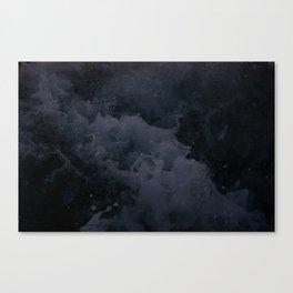 Acqua Nebulae 1 Canvas Print