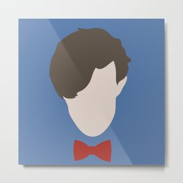 Lonely Doctor  Metal Print