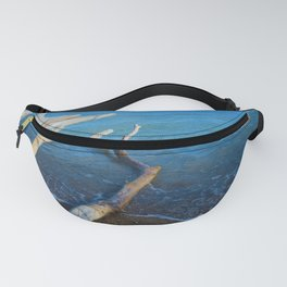 Lake Erie from Point Pelee National Park, Canada Fanny Pack