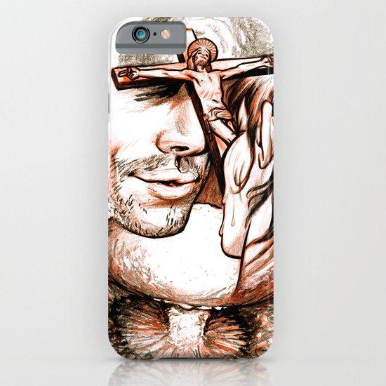 Apocalypse kiss iPhone & iPod Case