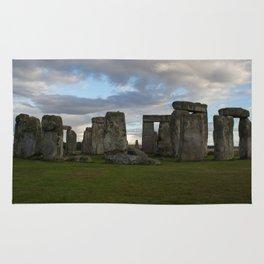 Stonehenge Landscape Rug