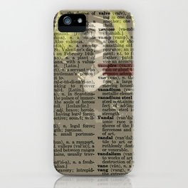 What We Do in the Shadows (Dictionary Page) 2 iPhone Case