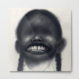 HOLLOW CHILD #15 Metal Print
