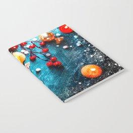 Christmas Treats Notebook