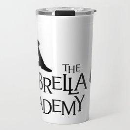 Klaus and Ben Hargreeves Umbrella Academy Travel Mug